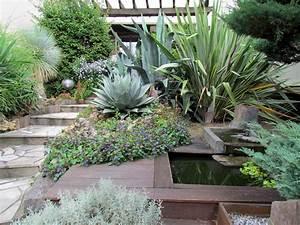 stunning rocaille talus jardin photos bikepartyus With chambre bébé design avec caron fleur de rocaille