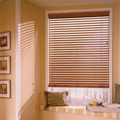 Wood Window Shades 2017  Grasscloth Wallpaper