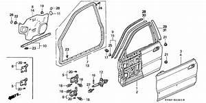 honda accord 1994 lx body parts diagrams With 1994 honda accord timing belt diagram printable wiring diagram