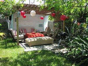 Interesting ideas for backyard decorating part 1 for How to decorate a backyard