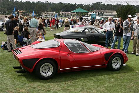 Revisiting the 1967 Alfa Romeo Tipo 33 'Stradale'