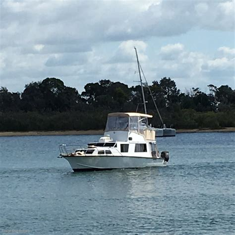 Used Hartley 16 Boats Sale by Used Hartley Flybridge Cruiser For Sale Boats For Sale