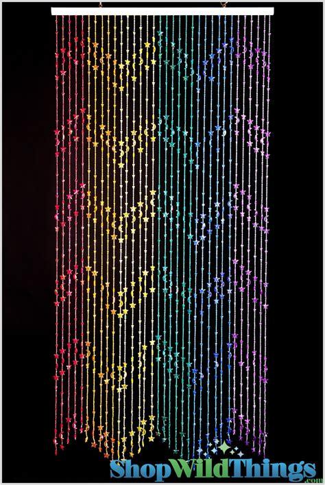beaded door curtains artistic  attractive
