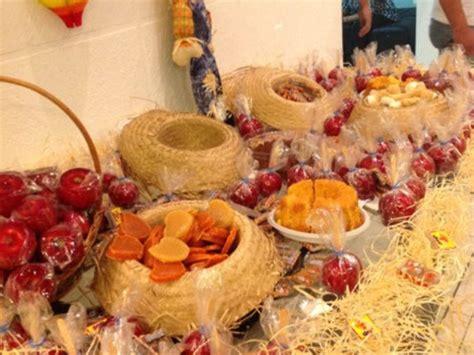 doces  festa junina culinaria cultura mix