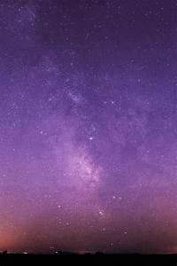 Purple and Blue Galaxy Wallpaper - WallpaperSafari