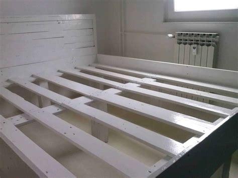 pallet bed frame  pallets