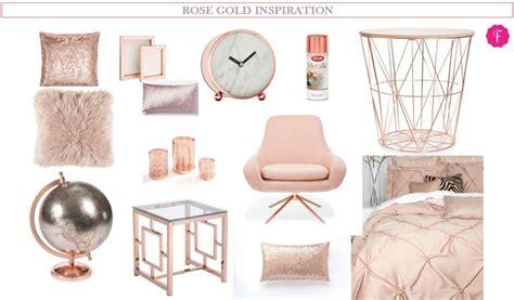 Objet Deco Cuisine Maison Du Monde by La Tendance Deco Rose Gold Fancy Deets