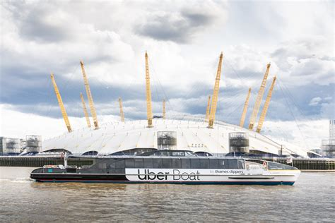 Maybe you would like to learn more about one of these? Uber teams with Thames Clippers for Uber Boat service in London   London   ITV News