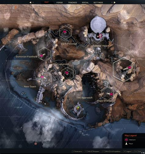 anthem cataclysm map  playde ps ps news tests