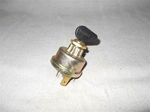 New Ford Tractor 3600 2600 4000 5000 Ignition Starter Switch