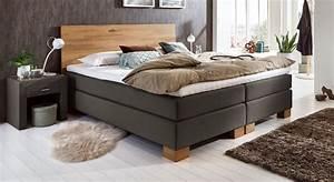 Matratze Für Boxspringbett : hochwertiges schlafsystem mit boxspring matratze und topper peachland ~ Eleganceandgraceweddings.com Haus und Dekorationen