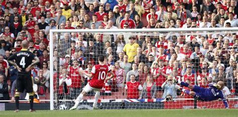 Soccer – Barclays Premier League – Arsenal v Liverpool ...