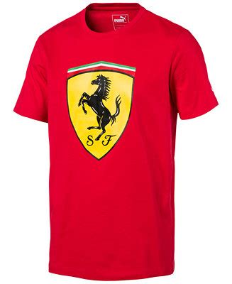 See more ideas about baby, new baby 30 baby gear essentials for 1st time parents + free checklist — momma society. Puma Men's Ferrari Big Shield Cotton T-Shirt & Reviews - T-Shirts - Men - Macy's