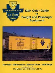 D U0026h Color Guide To Freight And Passenger Equipment