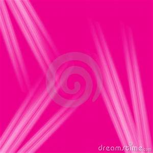 Abstract Fast Light Pink Neon Background Stock