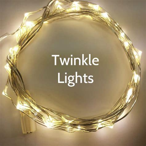 50 warm white twinkle fairy lights 16 foot silver wire