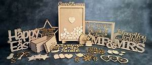 uk wholesale supplier of wood craft shapes mdf signs and With laser cut wooden letters wholesale