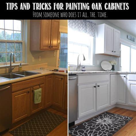 painting painting oak cabinets white  beauty kitchen cabinets ideas michaelplatercom