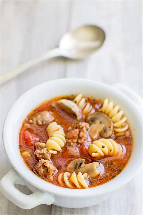 lasagna soup cooker slow recipe kid friendly hill culinary soups popsugar fall recipes crockpot