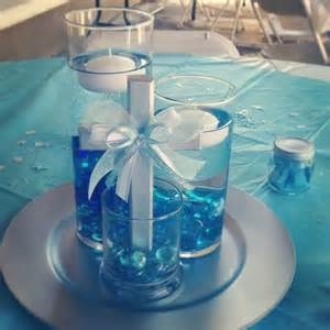 1000 ideas about baptism centerpieces on pinterest