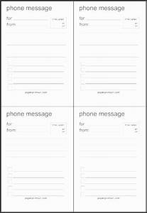 Outlook 2013 Template Email 4 Ms Word Telephone Message Template Sampletemplatess