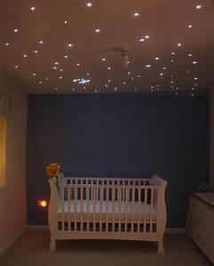 Customer project nursery star ceiling