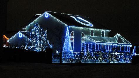 a bit of the blarney christmas lights and football