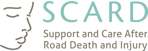 scard support care death injury road call