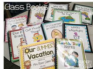 Class Books For The Year