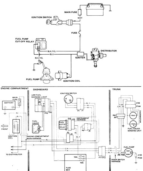 Honda Civic Wagon Wiring Diagram by Repair Guides Carbureted Fuel System Electric Fuel