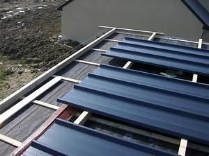 Bac Acier Anti Condensation : tole bac acier anti condensation prix ~ Dailycaller-alerts.com Idées de Décoration