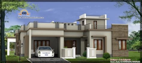 Best Single Design Kerala Kerala Home Design Single Floor