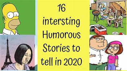 Stories Humourous Humorous Went Wallet Through