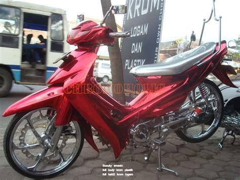 Foto Drag Smash by 89 Modifikasi Motor Suzuki Smash Terkeren Oneng Motomania