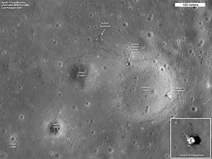 What Does The Apollo 11 Moon Landing Site Look Like Today ...
