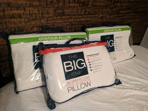 The Big One Gel Memory Foam Pillows Only $1132 (regular