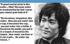 Famous Bruce Lee Quotes Water. QuotesGram
