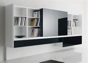 Besta Cabinet Wall Mount by Bibliotheques Decoapp
