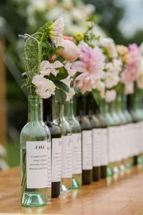 bouteilles pour votre d 233 coration de mariage bloom events