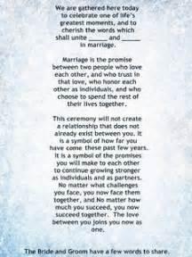 wedding script 25 best ideas about wedding officiant script on wedding ceremony script wedding