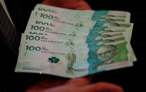 Nuevo Billete De .000 Circulará A Finales Del Mes