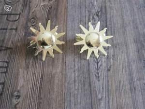 Attache Rideau Pince : pince de rideau soleil or par sh0piiing blog ~ Melissatoandfro.com Idées de Décoration