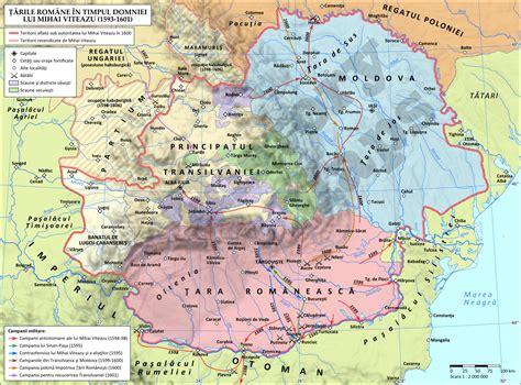 Romania pe Harta • Descopera Romania de pretutindeni