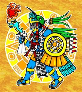 Huitzilopochtli by nosuku-k on DeviantArt