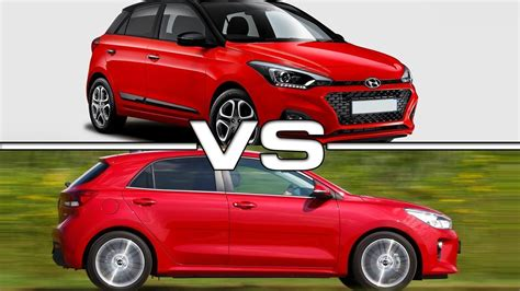 Kia Resale Values by Kia Versus Hyundai I20 Which Vehicle Has The Better
