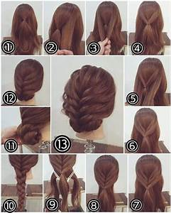 Easy Hairstyles for Short Hair Step By Step - Step by step ...
