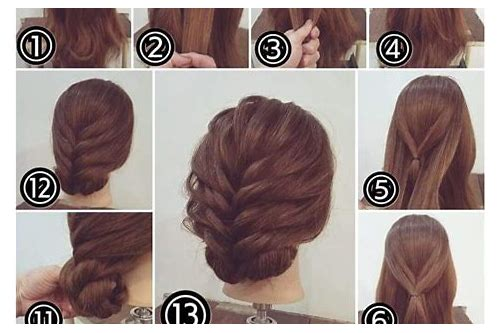 Easy Hairstyles Step By Step Video Download Aspatmimu