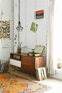 Vintage Wohnzimmer Möbel : 37 einmalige modelle von retro wohnzimmer inspiration ~ Frokenaadalensverden.com Haus und Dekorationen