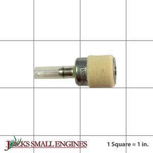 Robin Fuel Filter by Robin Subaru 1634470 Fuel Filter Jacks Small Engines