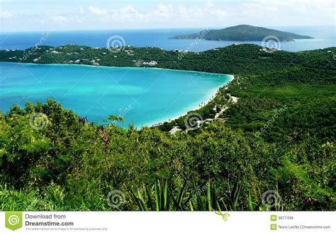 Magens Bay St Thomas Vi Stock Image Image Of Nicest John